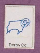 Derby County Badge (B)